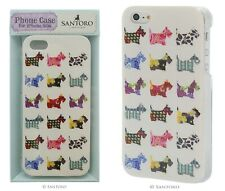 IPHONE 5 /5S SCOTTIE DOG BACK COVER SLIM PRETTY CASE MOBILE PHONE CELL PROTECTOR