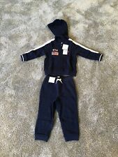 Polo Ralph Lauren pista Traje de bebé 3 meses