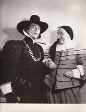 Louis Jouvet Don Juan par Boris Lipnitzki Original Vintage 1947
