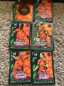 Choose your Topps Match Attax Cricket The Hundred Birmingham Phoenix Card