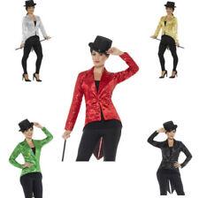 Smiffys Sequin Burlesque Fancy Dresses for Women