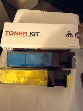 Dell Compatible Toner 1320 HY Cyan in Box  plus others