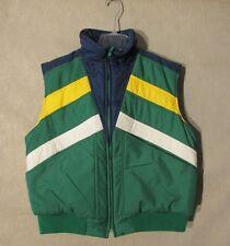 Z8555 Men's Western Star Multi-Color Full Zip Vest-XL