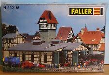 Faller 222135, Spur N, Bausatz Lokschuppen Duderstadt