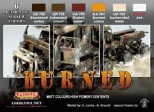 LIFECOLOR CS29 Burned Matt Colors High Pigment Content (12.84 Euro pro 100 ml)