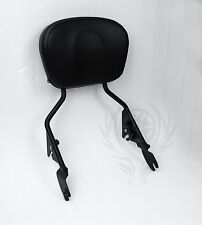 Detachable Backrest Sissy Bar For Harley Touring Street Glide Road Glide 09 - 18