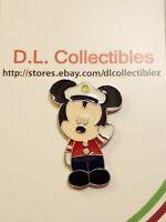 Disney Captain Mickey Mouse Cruise Line Pin