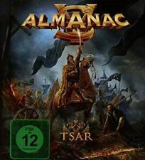 Almanac - Tsar (NEW CD+DVD)
