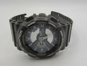 Men's Casio G-Shock GA-110C (5146) Multifunction Watch PARTS or REPAIR