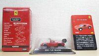 Kyosho 1/64 FERRARI 1963 250 LE MANS RED diecast car model