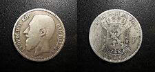 Belgique - Léopold II - 2 Francs 1867 KM#30.1