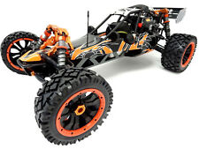 NEW 1:5 Scale RTR King Motor KSRC-002 Gas RTR Buggy HPI BAJA 5B Rovan compatible