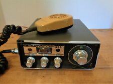 Vintage LAFAYETTE HB-525E Mobile 23 Channel CB Radio Transceiver W/Mic HB-525