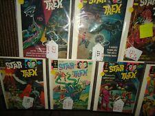 14 STAR TREK GOLD KEY COMIC BOOKS