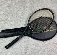 Mint! Dunlop McENROE LIMITED Mid-Size Graphite Tennis Racquet w/ Bag Case