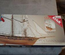 Krick Holzbausatz La Toulonnaise 1823 - 1:75 NEU