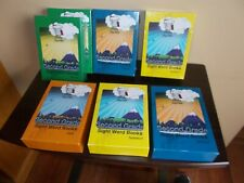 Sight Word Books by Little Lincoln 2010 Winter,Spring,Summer,Fall 4 Unopened 3 o