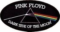 Pink Floyd Lato Scuro (Ovale) Termoadesivo/da Cucire Panno Toppa (Cv)