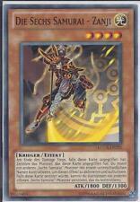 Yu-Gi-Oh! - LCGX-DE231 - Die Sechs Samurai - Zanji - Unlimitiert - DE - Common