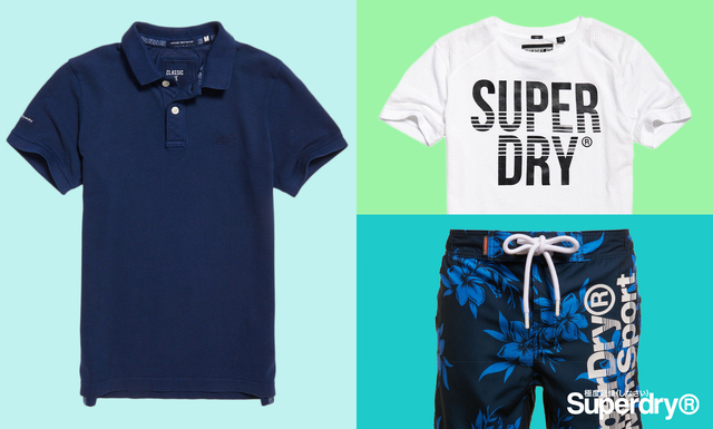 20203541 Up to 60% off Holiday Getaway Superdry Sale
