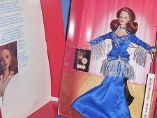 ♥ NRFB Grand Ole Opry Rising Star Western Star barbie música cantante Redhead Top