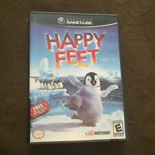 Nintendo Gamecube Video Game Happy Feet Rated E