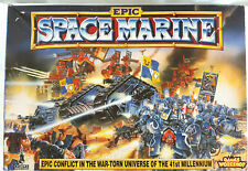 Warhammer 40K Epic Space Marine Games workshop Citadel Miniatures Not Complete