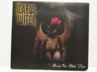 Icarus Witch - Roses On White Lace 2005 Magick Records Rare OOP HTF Digipak