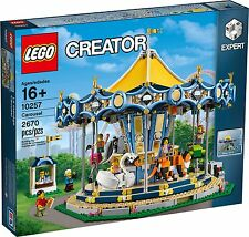 Lego ® Creator 10257 carrusel nuevo embalaje original _ carousel New misb NRFB