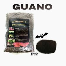 GUANO BAT GENUINE HOME&GARDEN INDOOR OUTDOOR PLANTS NUTRIENT ORGANIC FERTILIZER