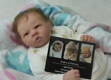 """Reborn Baby """"Sophia-Madelina""""  Von Bonnie Brown Limitiert 73/350"""