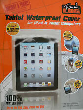 Tablet iPad Kindle Cover Rain Snow Protection 100% Waterproof UK Stock