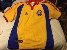 Romania Home Football Shirt Medium
