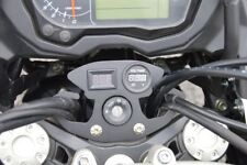 Handlebar auxiliary shelf voltmeter and thermometer Benelli TRK502 and TRK502X
