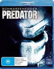 *New & Sealed* Predator (Blu-ray, 2008) Arnold Schwarzenegger Action Scifi Movie