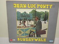 JEANLUC PONTY - Sundy Walk ~ BASF 20645 {nm} w/Wolfgang Dauner, N.H.O.P. ->RARE