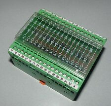 Phoenix Contact 2954934 Emg 90-Dio 32M Diode Block Module 32 Diodes Common Anode