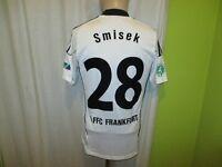 1.FFC Frankfurt Adidas Lady Matchworn Trikot 2010/11 + Nr.28 Simsek Gr.S TOP