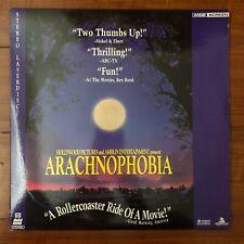 ARACHNOPHOBIA Laserdisc LD [1080 AS]