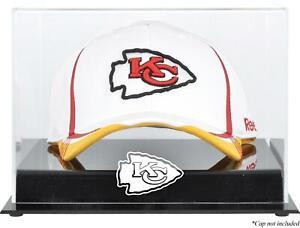 Chiefs Acrylic Cap Logo Display Case - Fanatics