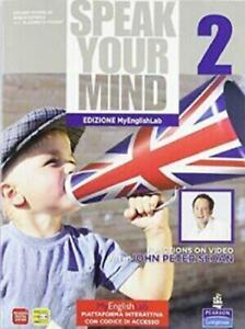 Speak your mind, vol.2 Longman Pearson scuola, cod.9788883391828