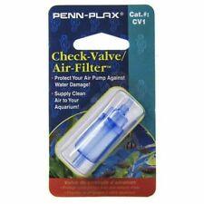Penn Plax Check Valve For Aquarium Air Filter Pumps