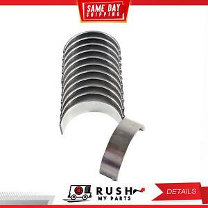 DNJ RB3139 Standard Rod Bearing Set For 04-12 Chevrolet Camaro 2.8L 3.6L DOHC