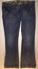 Vigoss Woman's Medium Wash Boot Cut Jean Size 9