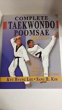 Book, Complete Taekwondo Poomsae, 25 Forms
