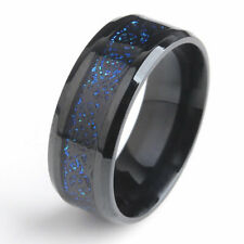 Fashion Women Men Punk Rings Glow in the dark Opening Finger Ring Jewelry