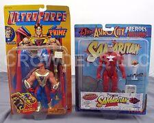 Galoob UltraForce Prime Ultra Hero & ToyVault Astro City Samaritan Action Figure