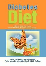 Diabetes Diet by Virginia Swanson (2012, Hardcover)