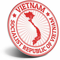 Awesome Fridge Magnet - Socialist Republic Of Vietnam Travel Cool Gift #9199