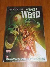 Disney Kingdoms Seekers of Weird Marvel Comics (Hardback) 9780785154525